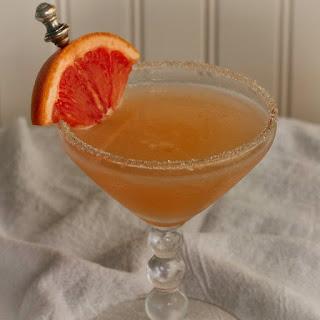 Grapefruit Martini.