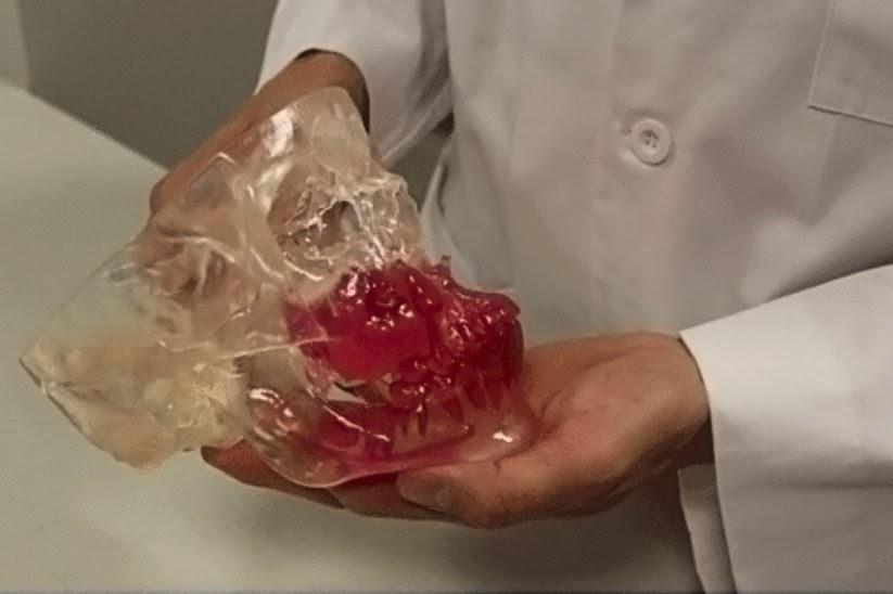3D Systems запустили анатомическое 3D моделирование