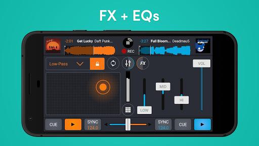 Cross DJ Free - dj mixer app 3.5.0 5