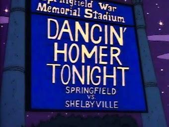 Dancin' Homer