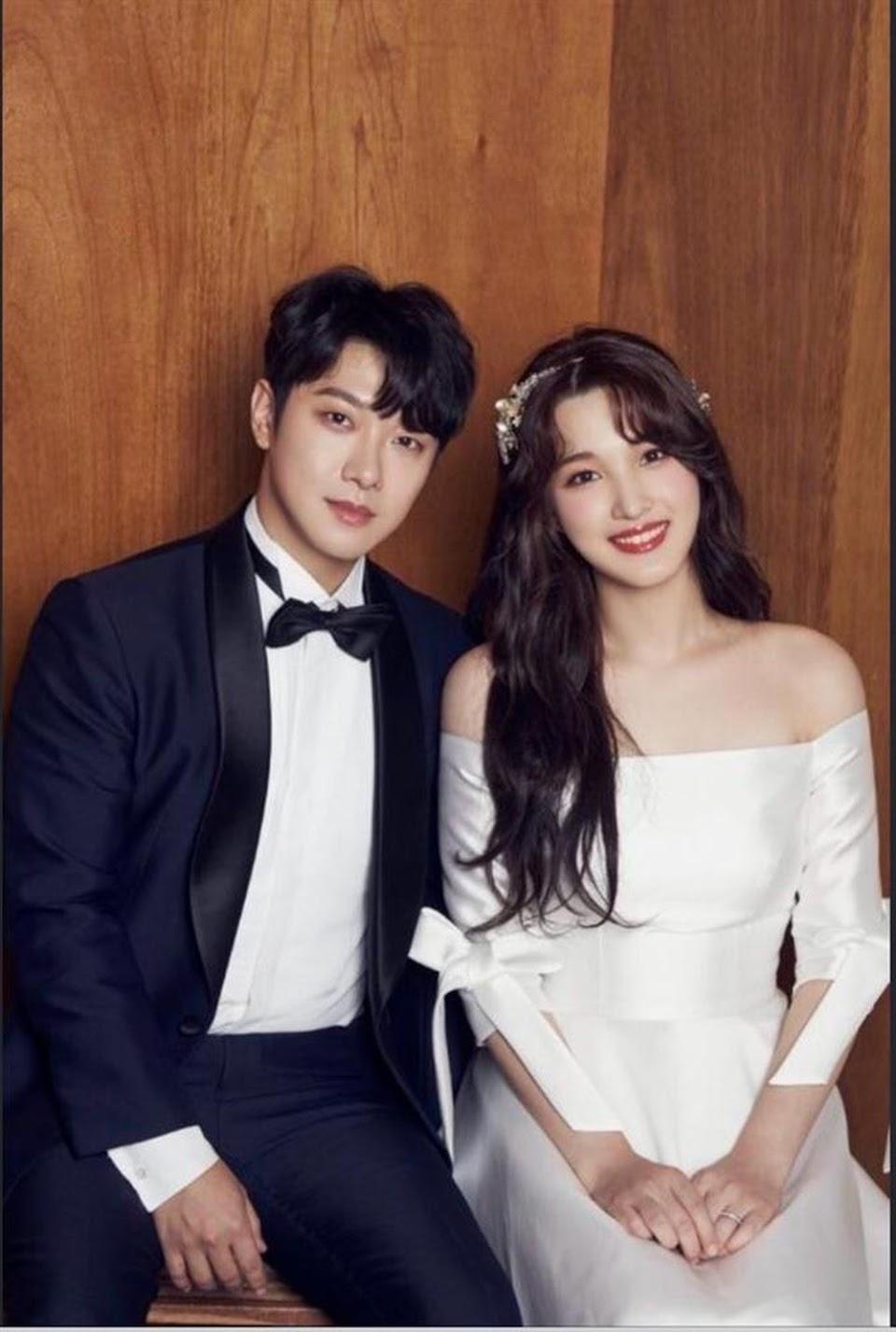 yulhee and minhwan