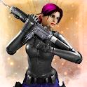 Secret Mission FPS Sniper Shooter icon