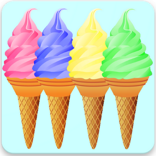 Learn Colors With Ice Cream