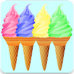Learn Colors With Ice Cream Icon