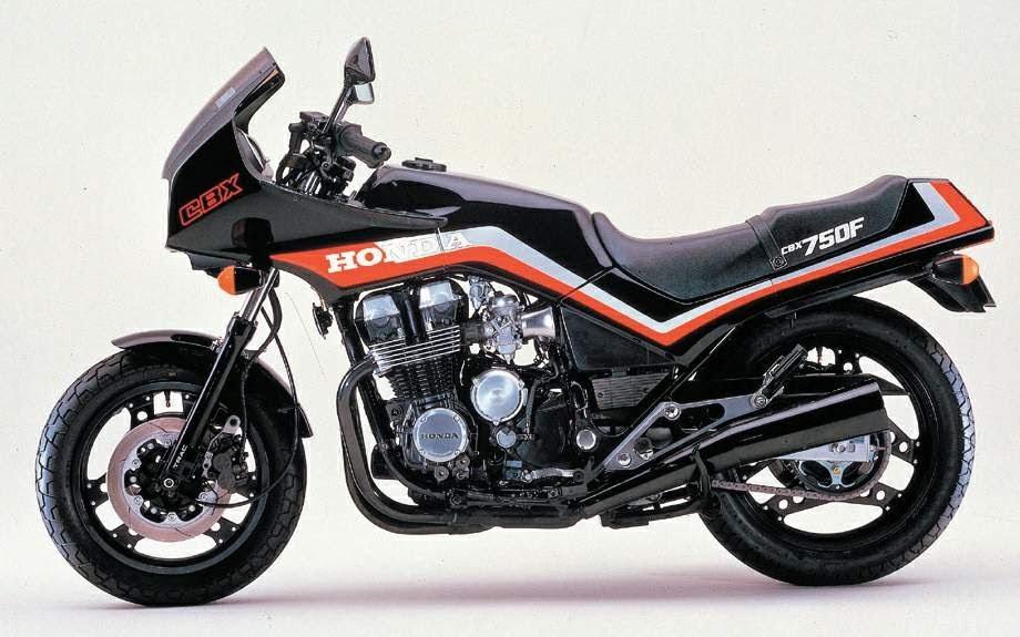 Honda CBX 750 F -manual-taller-despiece-mecanica