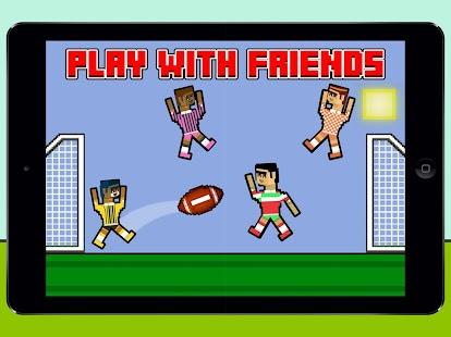 Ragdoll Soccer Physics games - náhled
