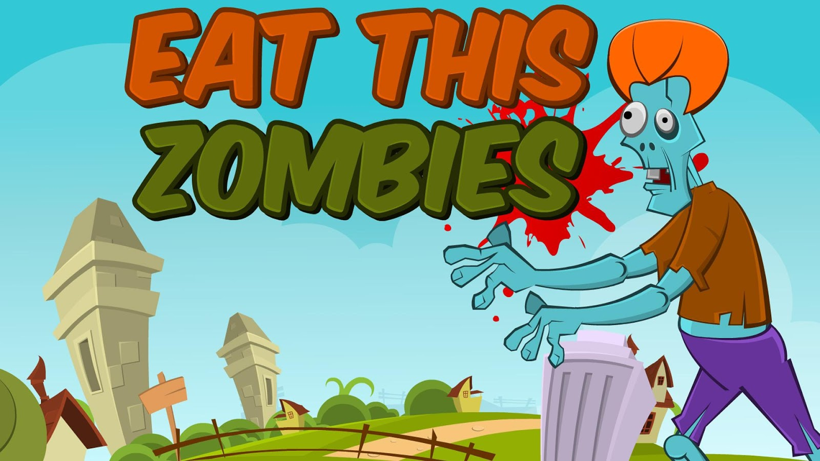 Eat This Zombies- screenshot