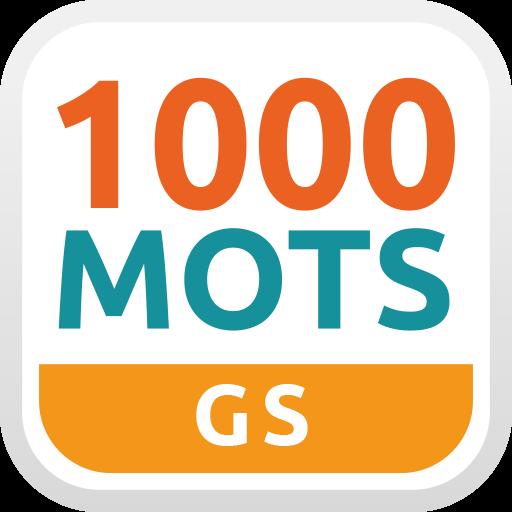 1000 Mots GS / Apprendre à lire Icon