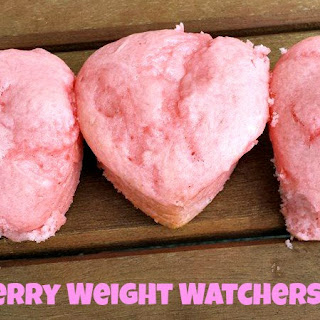 Strawberry Weight Watchers Muffins.