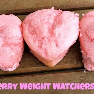 Strawberry Weight Watchers Muffins.
