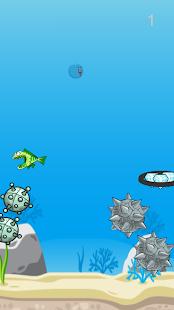 Jumpy Fish - náhled