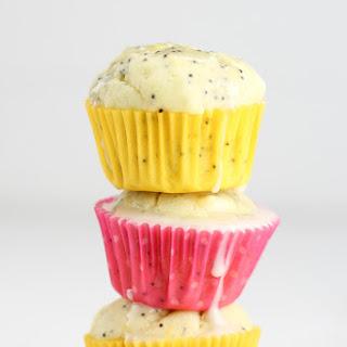 Healthy Lemon Poppy Seed Muffins {Gluten-Free}