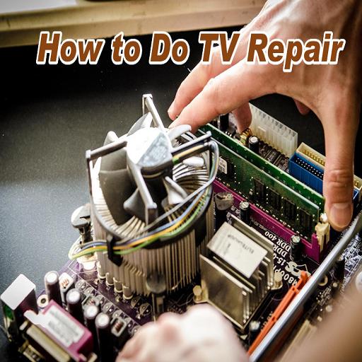 How to Do TV Repair