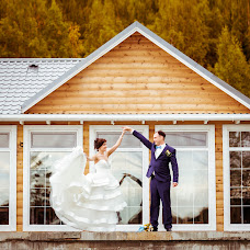 Wedding photographer Elena Kleschevnikova (ElenaKl). Photo of 31.08.2015