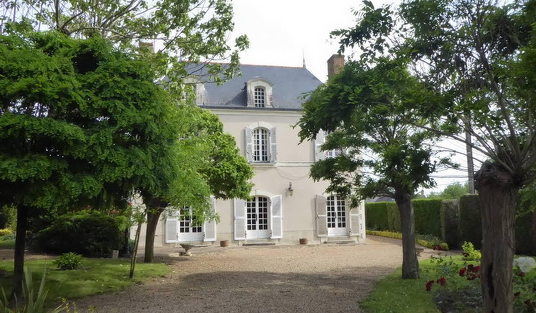 Maison avec piscine et jardin Angers