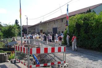 Photo: Ortseingang, Blick auf die französische Seite