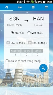 Flight Search Vietnam- screenshot thumbnail