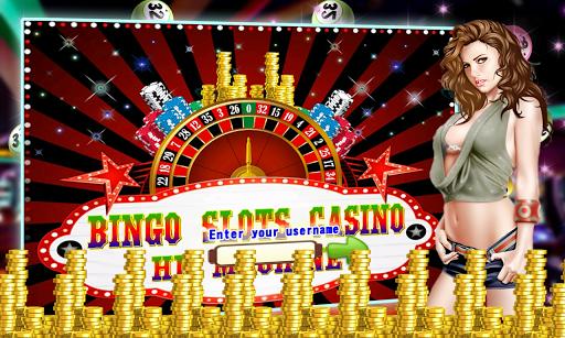 Bingo Slots Casino Hd Machine