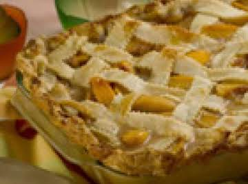 Old Fashioned Peach Cobbler
