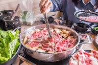 魯山人 和風壽喜鍋物