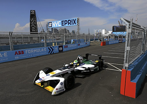 The Audi Sport ABT team clinched the constructors' championship in the Formula E season. Picture: AUDI