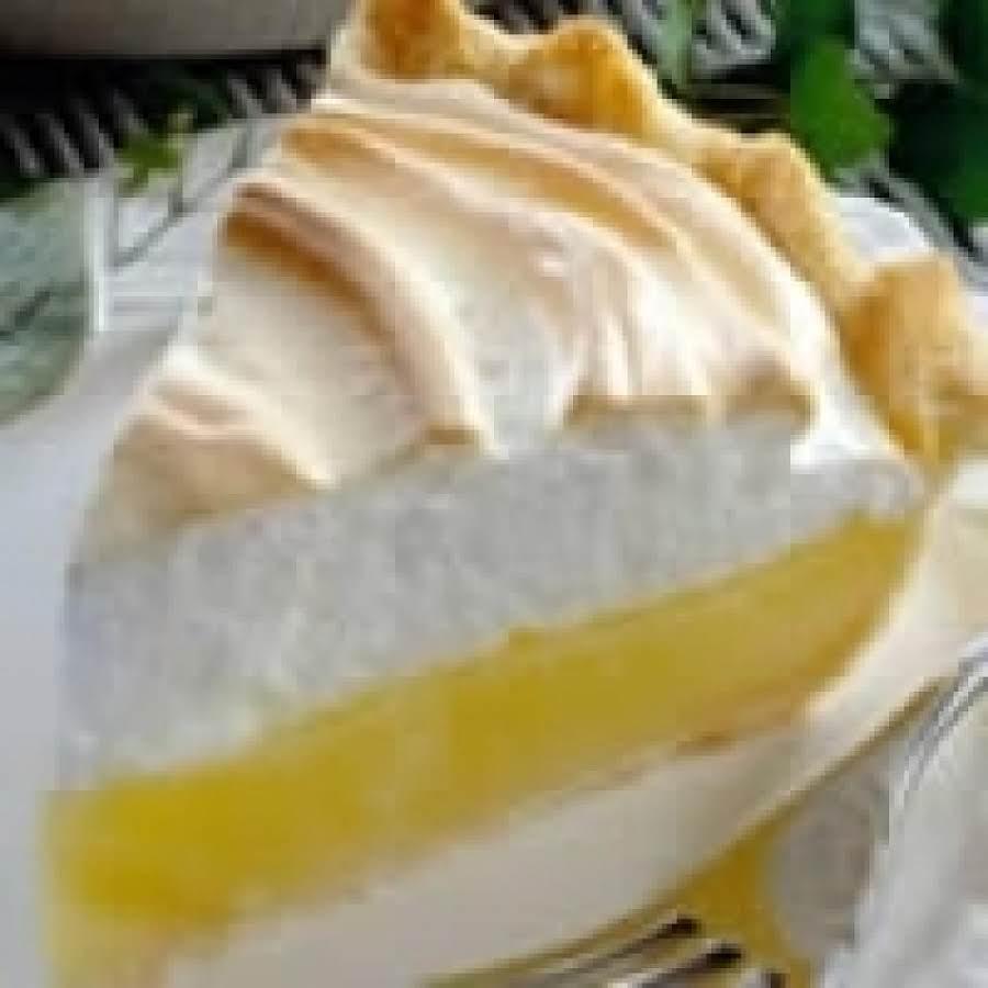 Easy Lemon Meringue Pie Recipe Just A Pinch Recipes