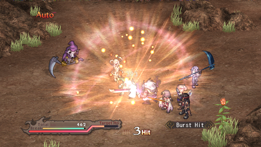 RPG Record of Agarest War screenshot 23