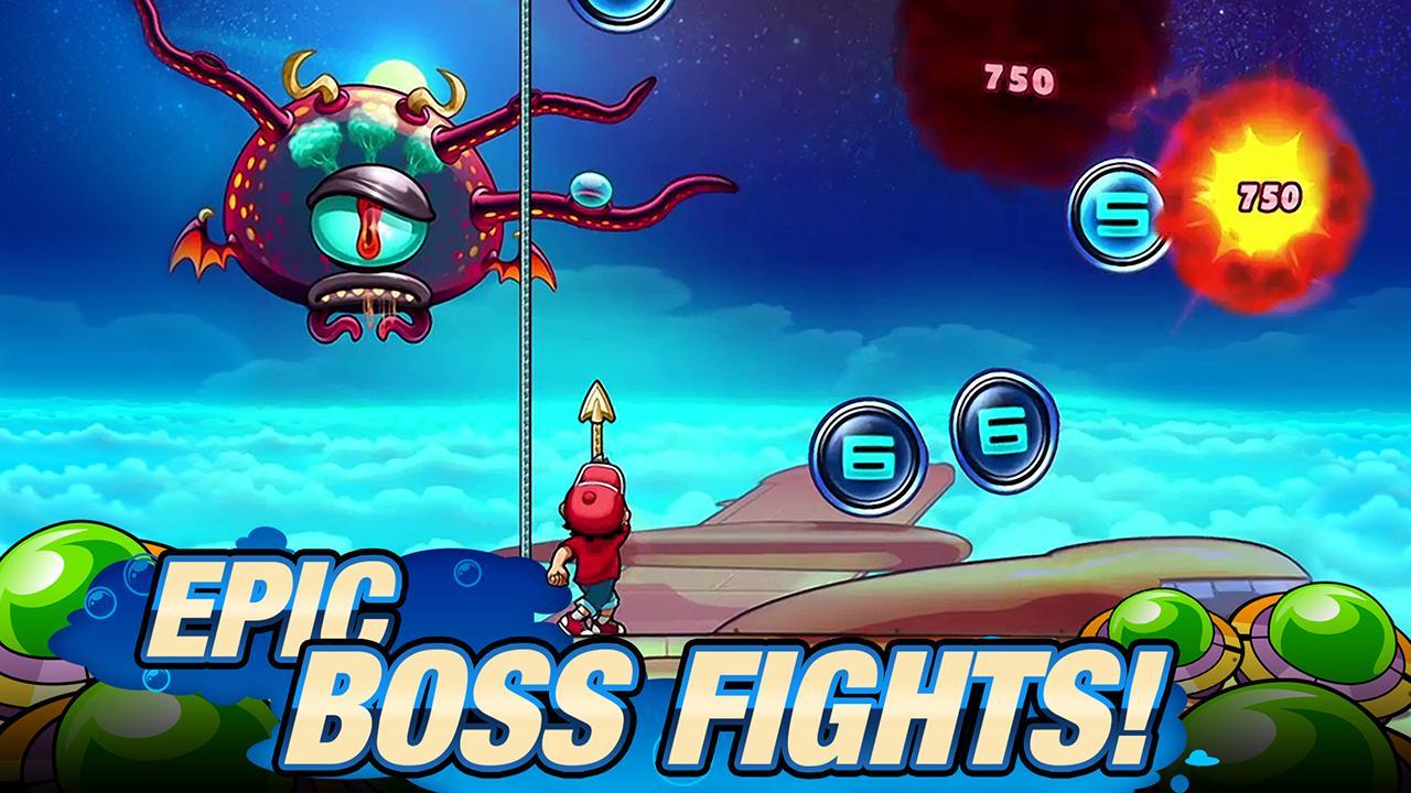 Pang Adventures screenshot #8