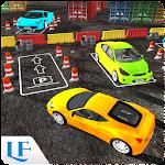 Multi Car Parking 3D Icon