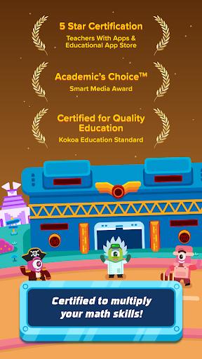 6th Grade Math: Fun Kids Games - Zapzapmath Home 1.0.3 screenshots 2