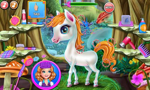 Sandra Pony Fairy Salon 1.0.5 screenshots 3