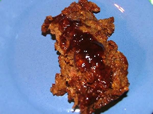 Honey Barbeque Meatloaf Recipe