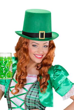 St Patricks Day-hatt