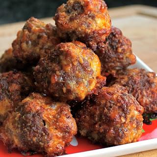 Sausage Balls.
