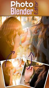 Editor fotek-mix fotografií - náhled