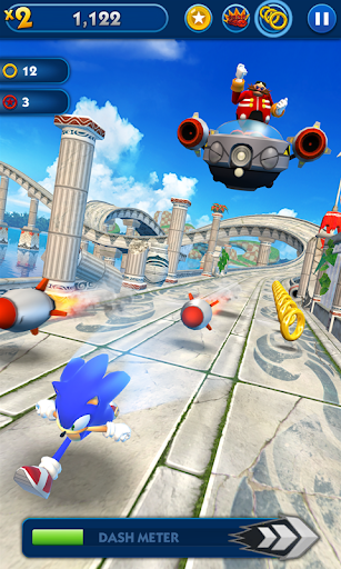 Sonic Dash  screenshots 3