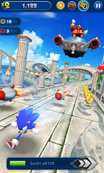 Sonic Dash APK screenshot thumbnail 3