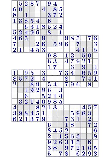 VISTALGYu00ae Sudoku modavailable screenshots 14
