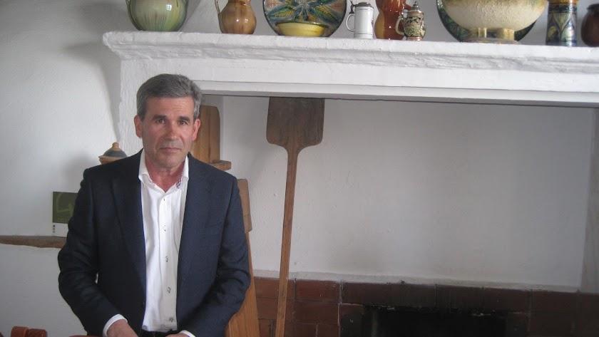 Pedro Caparrós, director general de Caparrós Nature
