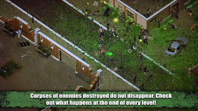Zombie Shooter apk screenshot