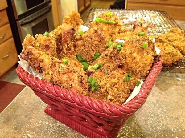 Fee Fie Faux Fried Chicken