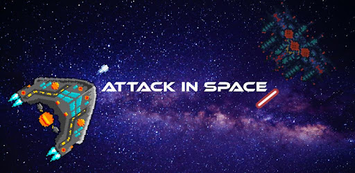 Play space shooter game!