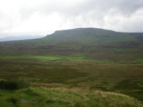 Photo: PW - Pen-y-Ghent from Fountains Fell descent