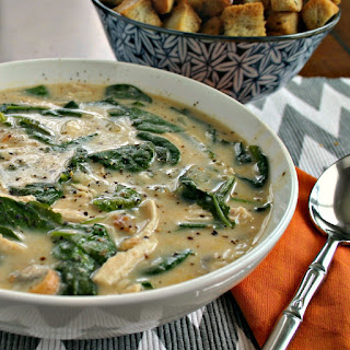 Spinach Florentine Soup Recipes.