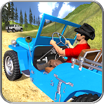 Offroad Jeep Driving & Hill Climb: Jeep Adventure Icon