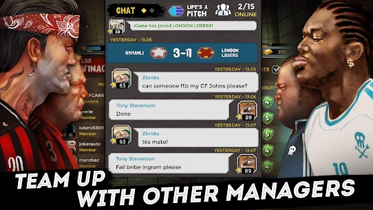 Underworld Football Manager – Bribe, Attack, Steal 6