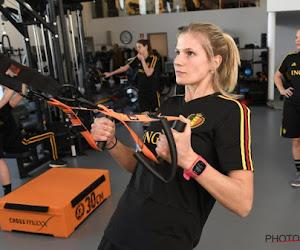 Top transfert pour la Red Flame Justine Vanhaevermaet