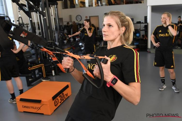 Première victoire pour Justine Vanhaevermaet sous ses nouvelles couleurs