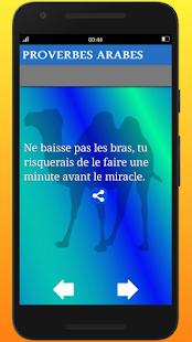 Download Proverbes Arabes En Français For PC Windows and Mac apk screenshot 2