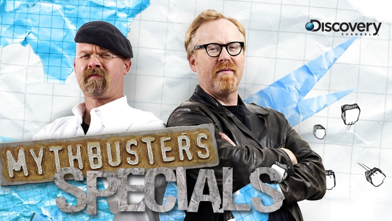 MythBusters Specials